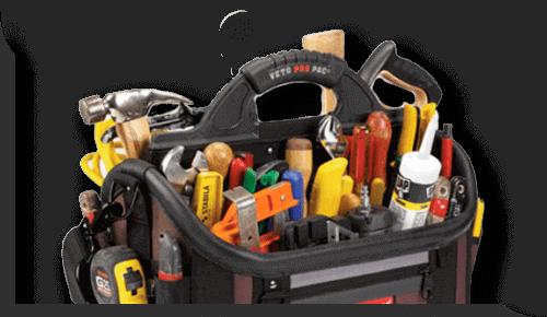 materiales y herramientas para la construcción
