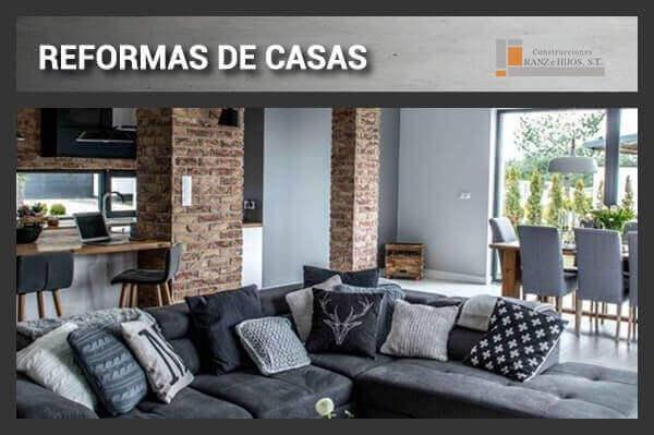 reforma de piso en Zamora