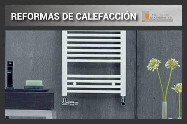 reformas integrales reformas de calefacción