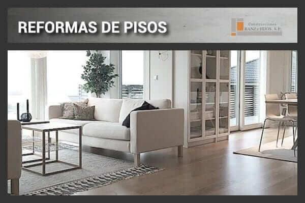 Reformas integrales para su hogar en guadalajara construcciones ranz - Reformas integrales pisos ...